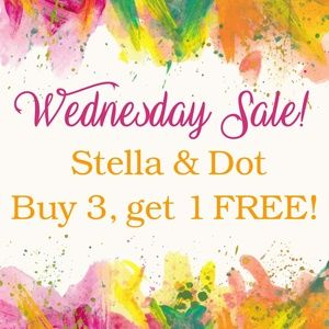 Stella & Dot Sale!